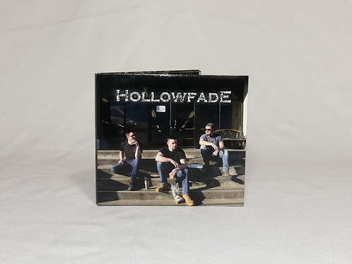 Hollowfade EP - Compact Disc