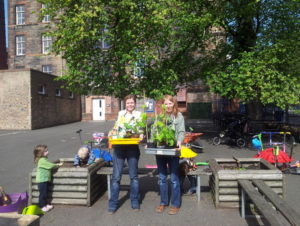 A wonderful buzz about Leith Primary