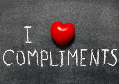 The Art of Receiving a Compliment