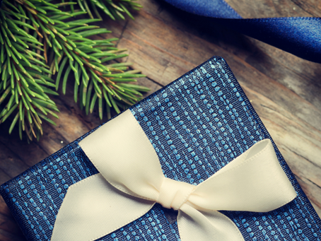 Client and colleague gift giving during the holidays