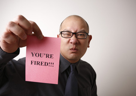 How to Speak to Someone Who Has Been Fired