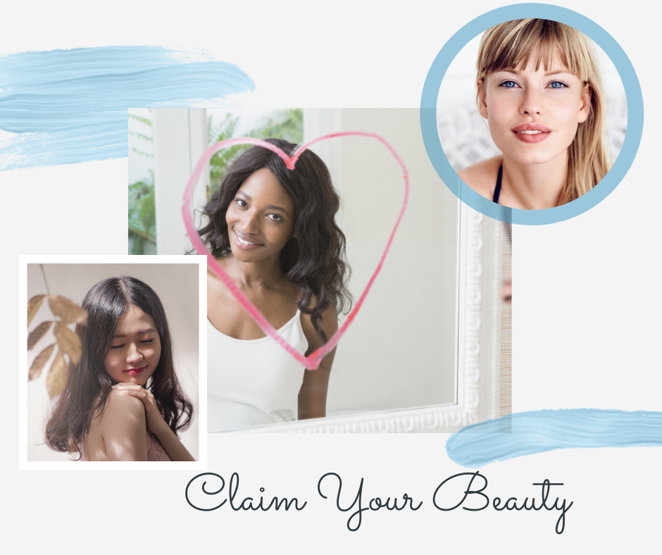 Claim your beauty Blog by Margaret Page