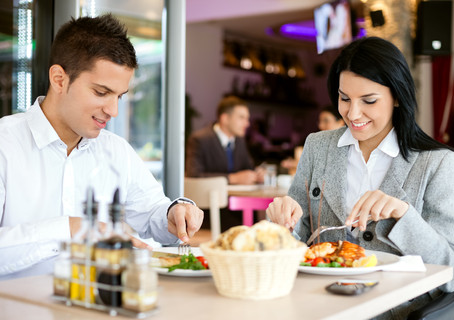 The dos and don'ts of dining etiquette in business