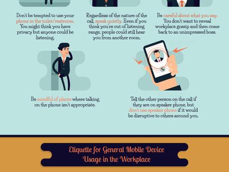 Using Smart Phone Smartly @ Work and Beyond