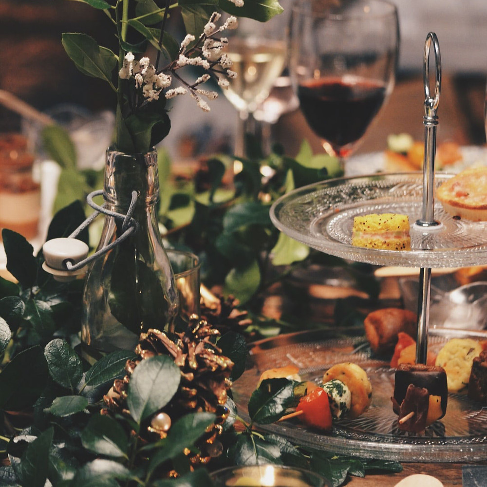 Holiday hosting made easy