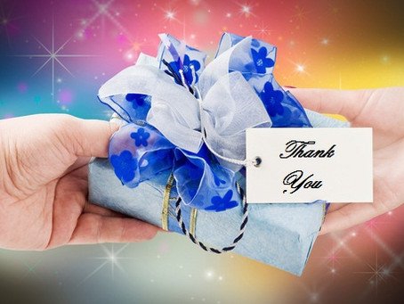 Thank You Cards, Re-gifting, and the Art of Gratitude