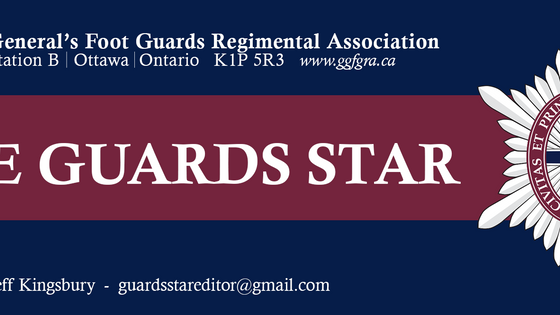 The Guards Star: February 2021