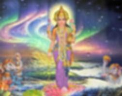 Lakshmi - Deusa da Prosperidade