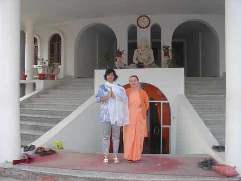 Yoga e Meditação em Rishkesh - 2009