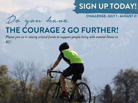 Do you have the Courage 2 Go Further?