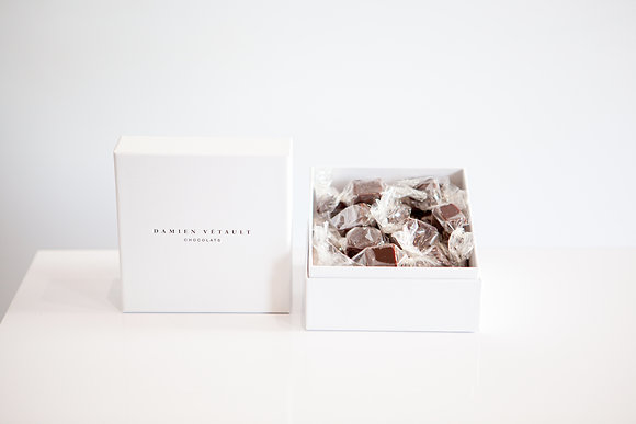 Les Caramels au chocolat