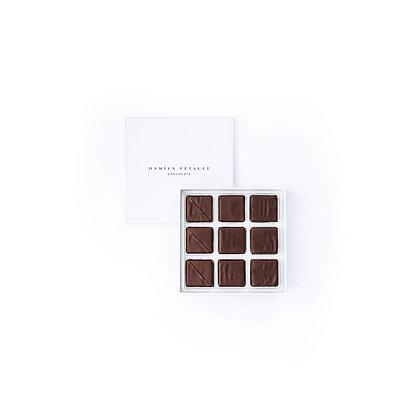 Coffret 9 Chocolats