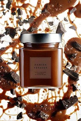 Pâte à Tartiner Chocolats & Éclat de Chocolat à la Fleur de Sel