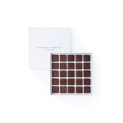 Coffret 25 Chocolats