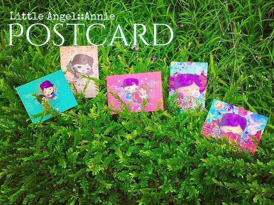 Annie::Postcard