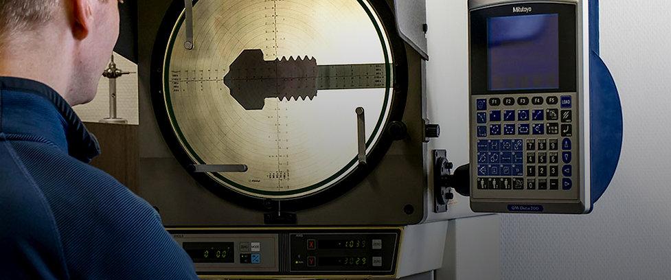 precision parts measurement