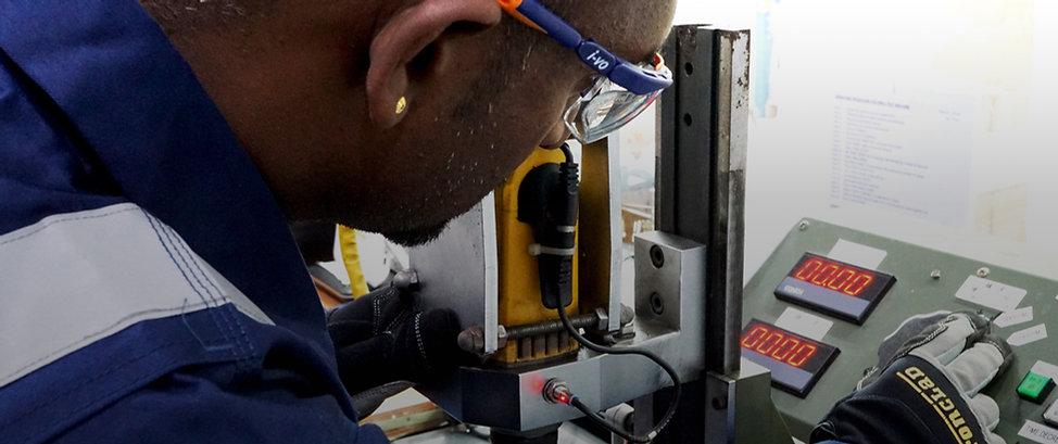 Machine Drill Testing