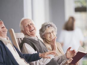 Por que os idosos são o principal grupo de risco?