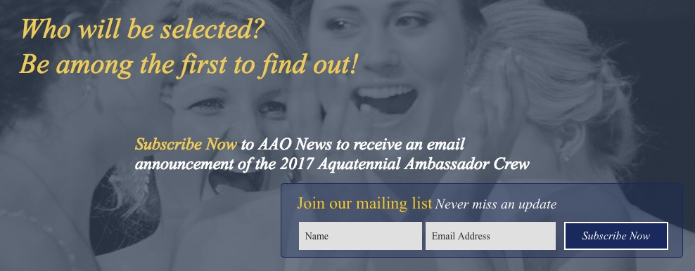 Subscribe to the AAO News