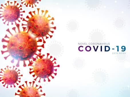湿疹💦富贵手📿患者与Covid-19的战争