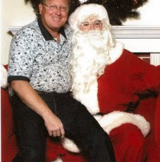 Saga of a Second Rate Santa
