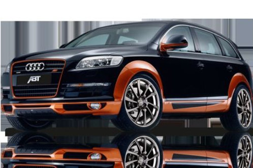 ABT Body Kit for Audi Q7 Aerodynamic Body Kit 4L