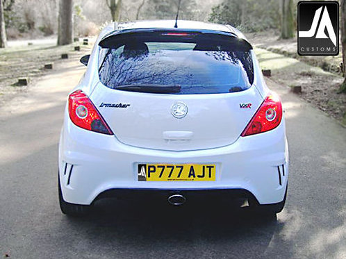 Vauxhall Corsa D to VXR Rear Bumper Body kit