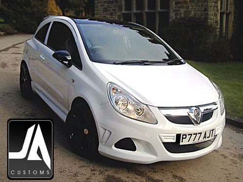 Body Kit for Vauxhall Corsa D to VXR Replica Look