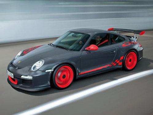GT3 Style Body Kit for Porsche 997