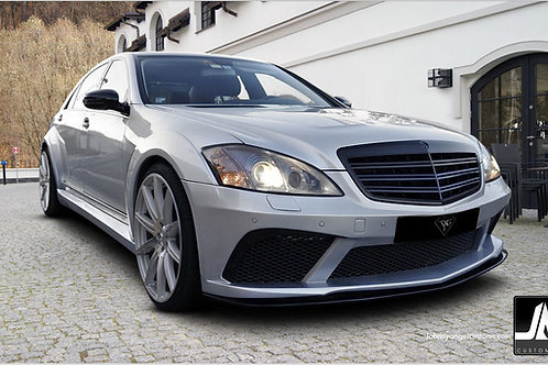 Body Kit for Mercedes S-Class W221 AMG Blk Series