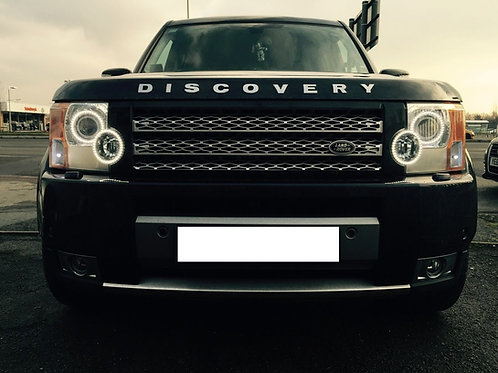 Land Rover Discovery 3 Headlight Conversion to2013
