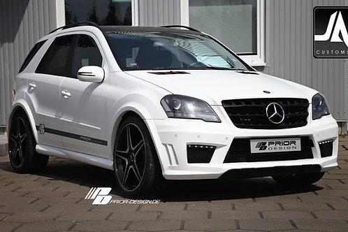PD Aerodynamic Body Kit for Mercedes M-Class [W164