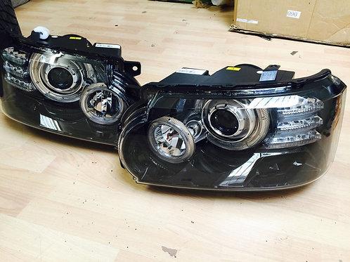 RangeRoverL322 2012BLACK EDITION Front&Rear Lights