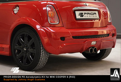 PRIOR-DESIGN PD Aerodynamic-Kit for MINI COOPER S [R53] pic 5 copy