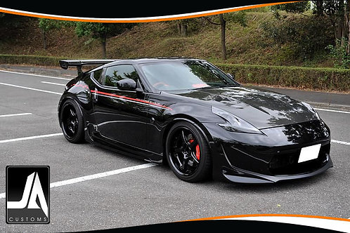 Nissan 370Z Amuse Style Body Kit Conversion