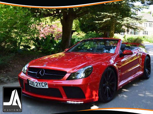 Wide Arch Full Kit for Mercedes SL R230 to SL65