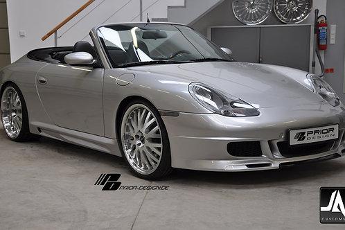 PORSCHE 911 996 FREESTYLE Aerodynamic-Body Kit