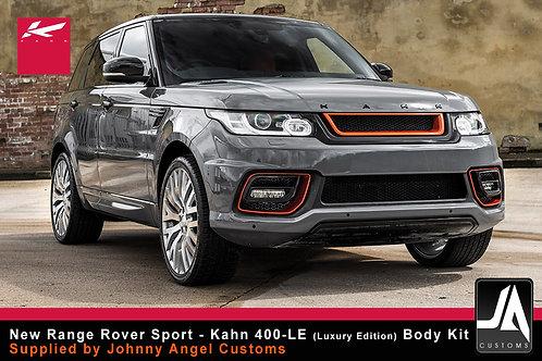 KAHN 400-LE (Luxury Edition) Body Kit