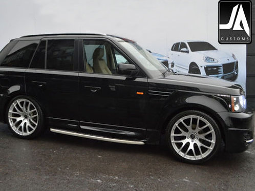 Range Rover Sport Conversion Non Wide Side Skirts