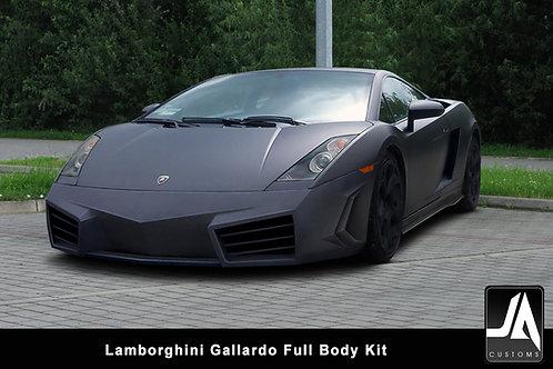 LAMBORGHINI GALLARDO FULL BODY KIT