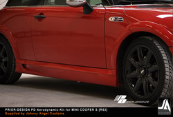 PRIOR-DESIGN PD Aerodynamic-Kit for MINI COOPER S [R53] pic 6 copy