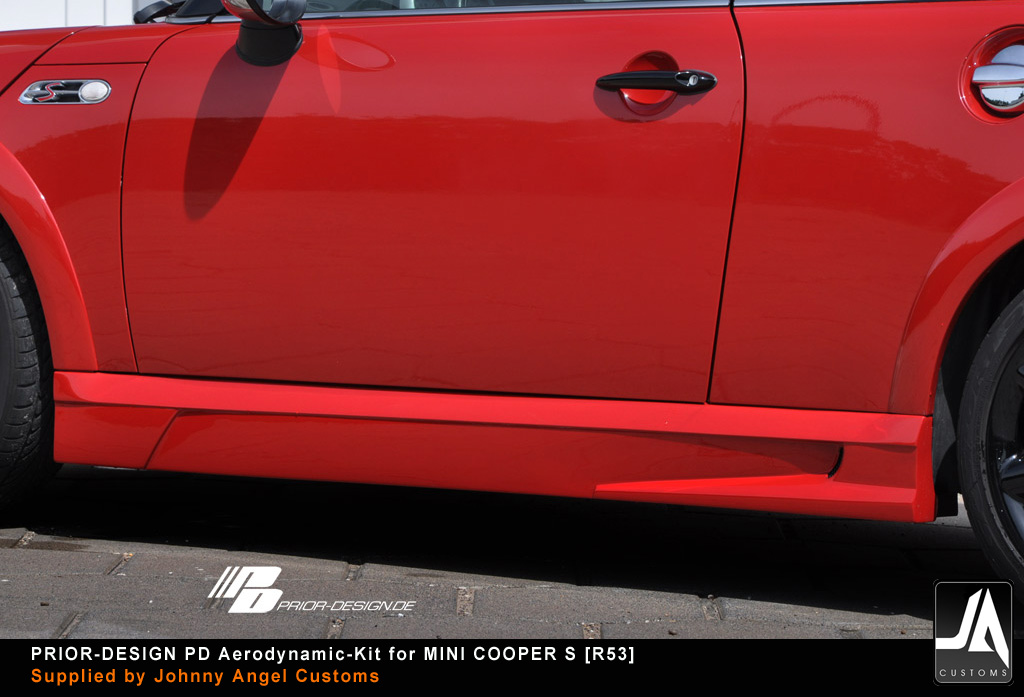 PRIOR-DESIGN PD Aerodynamic-Kit for MINI COOPER S [R53] pic 14 copy