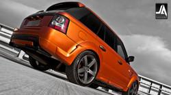 KAHN Autobiography Wide Wheel Arch Body Kit Range Rover Sport pic 6