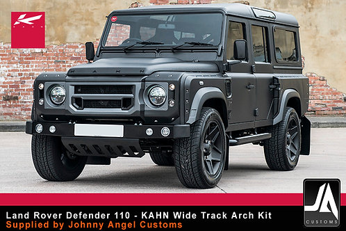 Land Rover Defender 110 - KAHN Wide Track Arch Kit