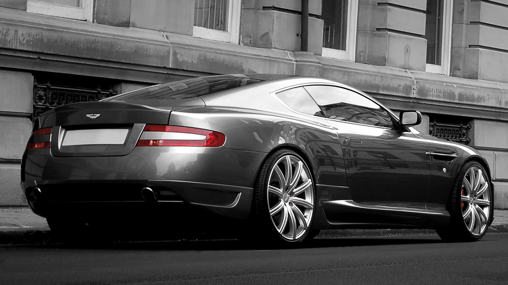 Aston Martin DB9 KAHN Body Kitpic 4