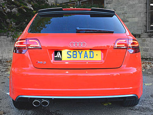 Audi A3 to RS3 Conversion 5 door Rear Bumper Body