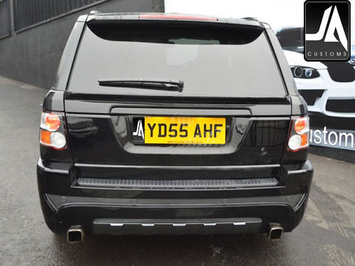 Range Rover Sport Conversion Non/Wide Rear Bumper