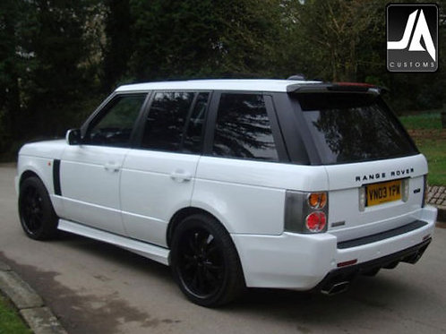 Range Rover Vogue / HSE | Side Skirts Body Kits