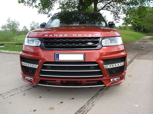 Range Rover Sport L494 LM BodyKit Fitted & Painted