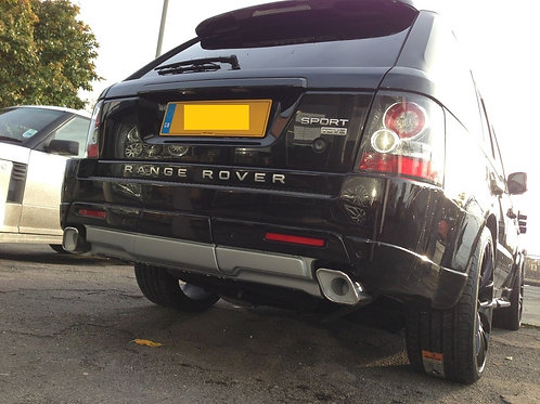 Range Rover Sport Autobiography Style Rear Bumper